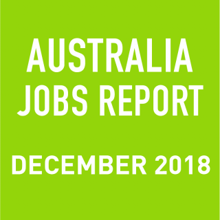 PeopleScout Australia Jobs Report Analysis – December 2018