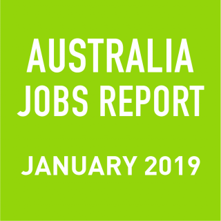PeopleScout Australia Jobs Report Analysis - January 2019