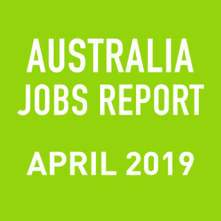 PeopleScout Australia Jobs Report Analysis – April 2019