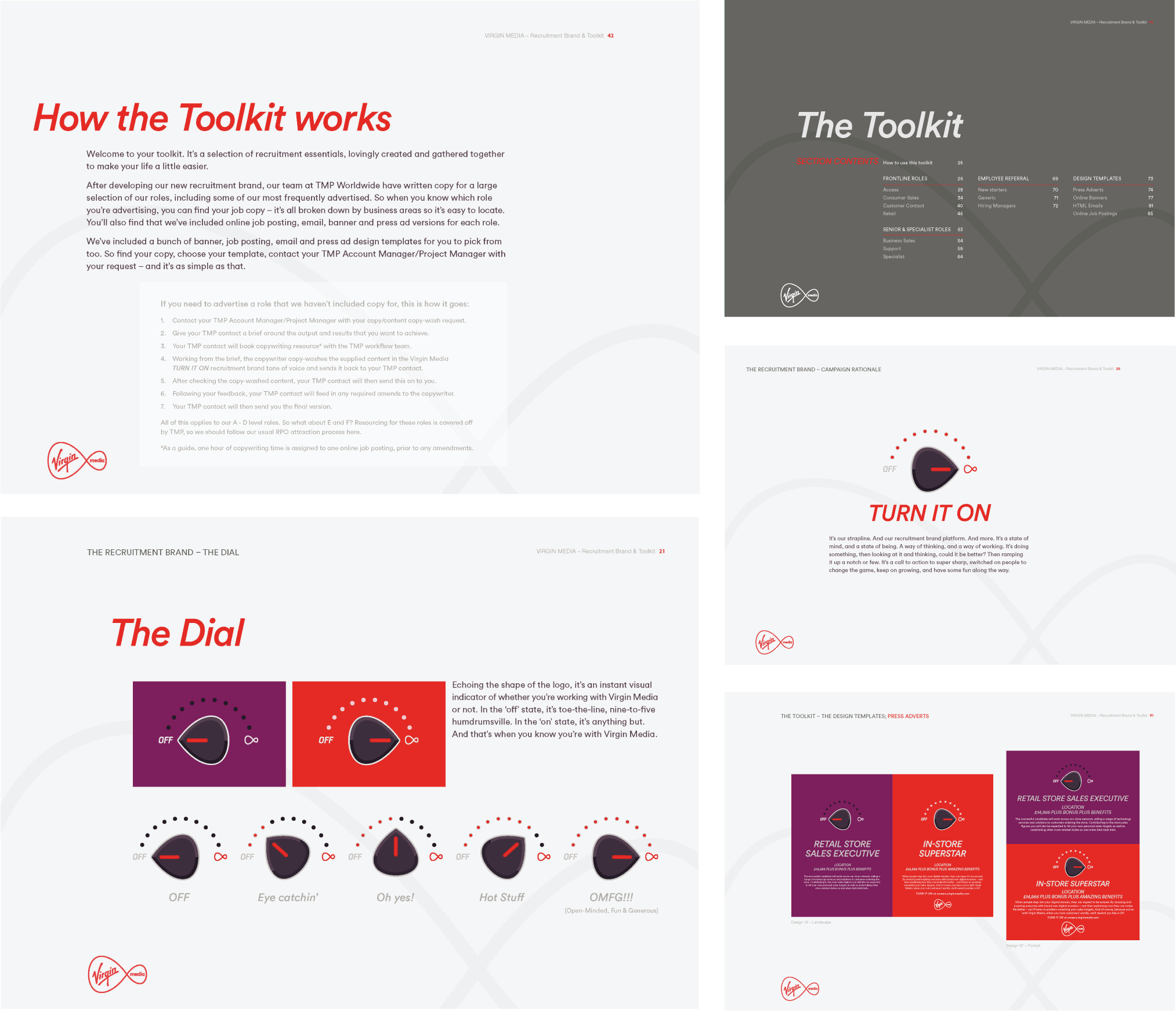 virgin media toolkit