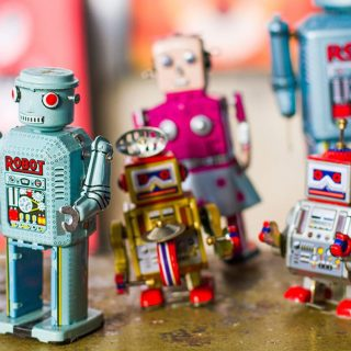Combating the Robots with characteristics