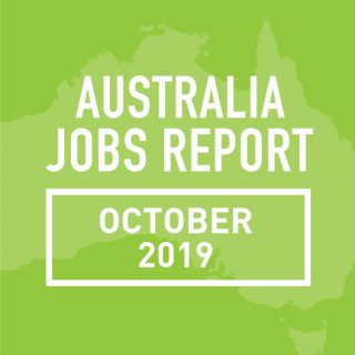 PeopleScout Australia Jobs Report Analysis – October 2019
