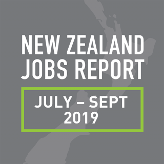 PeopleScout New Zealand Jobs Report Analysis — September Quarter 2019