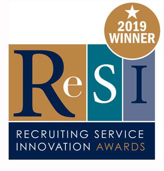 2019 Recruiting Service Innovation Awards