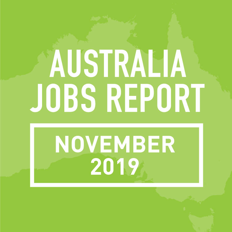PeopleScout Australia Jobs Report Analysis – November 2019