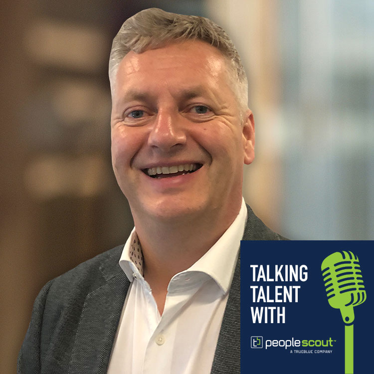 Talking Talent Leadership Profile: Jon Porter