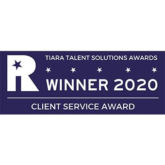2020 TIARA Awards Client Service