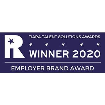 2020 TIARA Awards Employer Brand