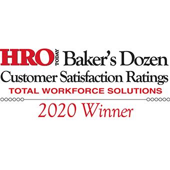2020 HRO Today Baker's Dozen TWS