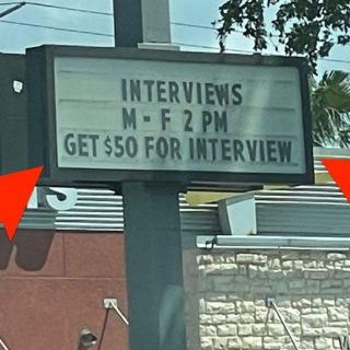 Paying people just to attend an interview! Scale of hospitality recruitment challenge?